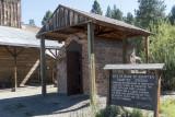 Sumpter historic bank vault