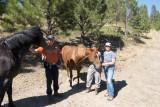 Todd and Carol Wyatt visit