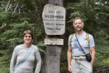 First Wallowa hike