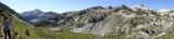 Valley en route to Glacier Lake