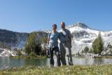 Glacier Lake portrait