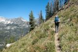 Ascending Polaris Pass