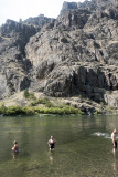 Snake River Swim hole