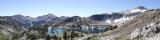 Glacier Lake panorama from Glacier pass