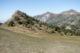 View from Tenderfoot pass
