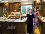 Chef Josie and Sous-Chef Suzanne