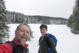Placid Lake selfie