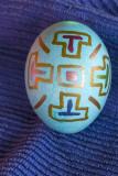 Easter Cross Egg