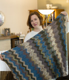 Meemo's latest amazing baby blanket