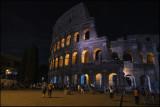 Colloseum at night, Rome....