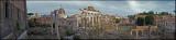 Pano of the Roman Forum
