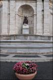 Sculpture on Campidoglio