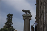 Romulus and Remus, founders of Rome