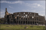 The Colloseum, Rome....