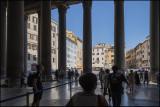 Columns, Pantheon....