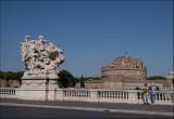View towards Castello St. Angelo...