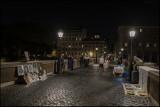Night on Ponte Sisto