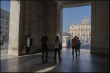 St.Peter`s square