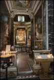 From the jesuit church Gesu...