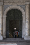 The iconic shot from the entrance of St.Peter`s...