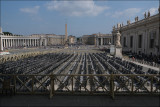 St. Peter`s square...