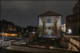 Forum Romanum at night...