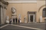 From Musei Capitolini, Campidoglio. Constantine and my family..