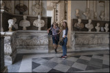 From Musei Capitolini. (The room of the emperors)