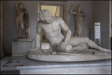 From Musei Capitolini. (The dying gaul)