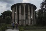 Temple of Hercules, the oldest temple in Rome...