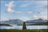 From Kvalnes, Lofoten Islands....