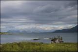 View towards Senja....