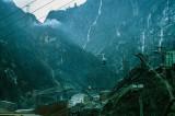 World's longest aerial tramway at the Grasberg Mine