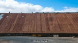 The Stick Shed at Murtoa, a WWII emergency grain store