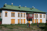The Russian-style Winter Palace of the Bogd Khan