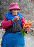 Naxi village elder in Shuhe, outside Lijiang