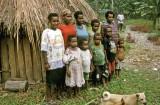 Kwamki Lama resettlement village for Papuan highlanders