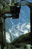 Aerial tramway terminus