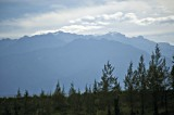 Snow-capped peaks close to the Equator in Papua (West Papua), Indonesia