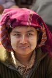 Shan woman, Kengtung, Myanmar