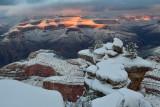 Grand Canyon Winter Wonderland 2019