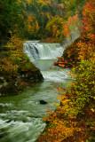 NY - Letchworth SP Lower Falls 3.jpg