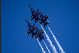 The Blue Angels Air Show Wisconsin 2021