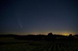 Passage de la comete Neowise juillet 2020