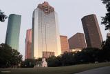 Houston Downtown - Humble Beginnings