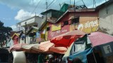 Anatananarivo Roadside Market
