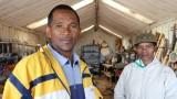 Andravoahangy Handicrafts Market Shopkeepers