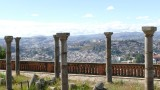 Rova of Antananarivo columns