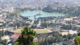 Mahamasina Municipal Stadium and Lake Anosy
