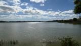 Lake near the Antananarivo Airport